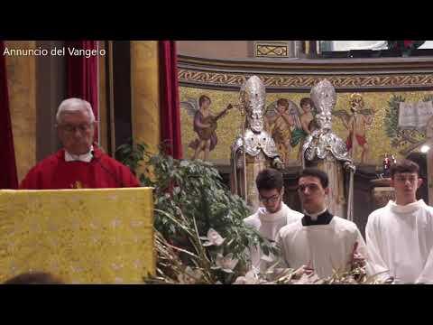 Parrocchia Castiglione d'Adda - Santa Messa nel giorno di Santo Stefano