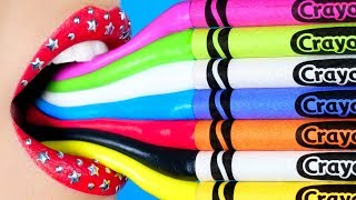 Sneak Candy In Class! 19 DIY Edible School Supplies & School Pranks!