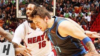 Dallas Mavericks Vs Miami Heat   Full Game Highlights | March 28, 2019 | 2018 19 NBA Season
