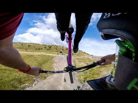 GoPro: Best Bike Line Contest – July 2016 Highlights