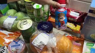 Покупка продуктов с чеком, что сколько стоит?!