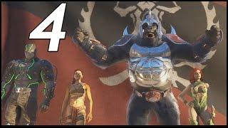 GORILLA GRODD LEADS A NEW SUPERVILLAIN GROUP! -  Injustice 2 Walkthrough Part 4