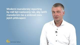 Moderní manažerský reporting a KPI`s