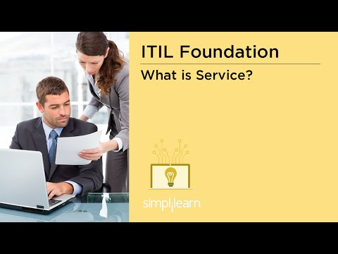 What is Service | ITIL V3 Foundation Training Videos - YouTube