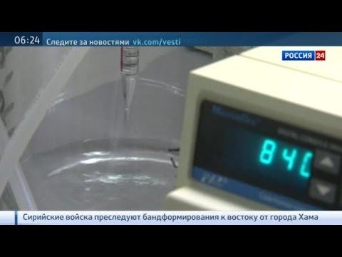 Уникальная российская вакцина от гепатита В выйдет на мировой рынок
