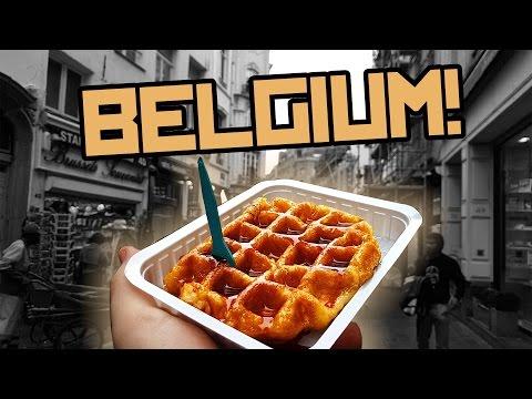 Cestování s Borisem: Belgie