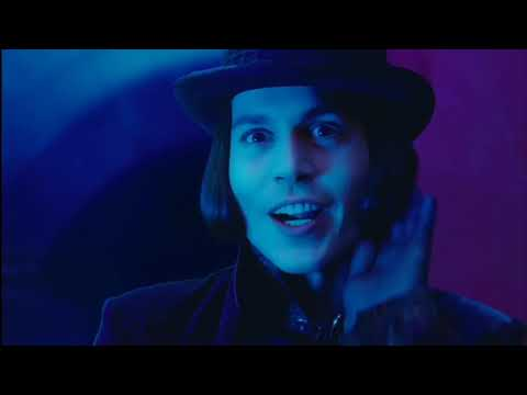 willy wonka being my favorite character for five minutes