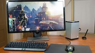 Gigabyte Brix Gaming UHD Setup And Benchmarking Live Stream Part 2   HotHardware