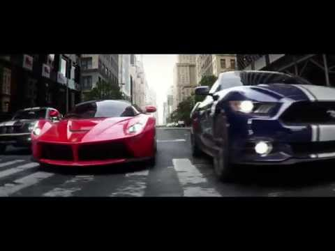 The Crew Commercial (2014 - 2015) (Television Commercial)
