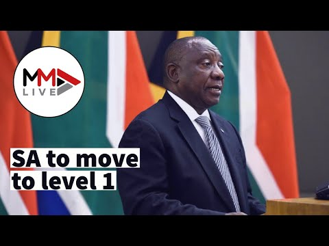 Covid 19 restrictions eased as SA moves to lockdown alert level 1