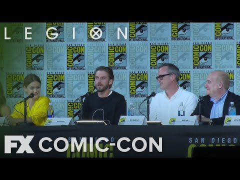 Legion | Comic-Con 2017: David's Madness | FX