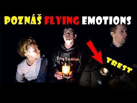 Poznáš Flying Emotions ? - PARKOUR ŠPECIÁL - Dodo , Ivo , Aďo