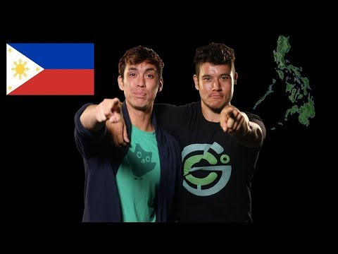 Filipíny - Geography Now!