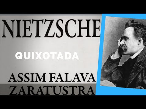 Assim falava Zaratustra, de Nietzsche