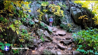 preview picture of video 'Luskville Falls Trail  #HyperSmooth'