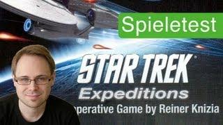 Star Trek: Expeditions (Spiel) / Anleitung & Rezension / SpieLama