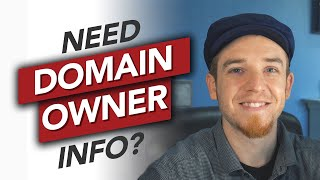 How To Find The Owner Of A Domain Name