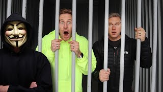 Project Zorgo Trapped me in Jail!! Arrested for tracking the hacker?