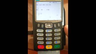 How to use credit card machine