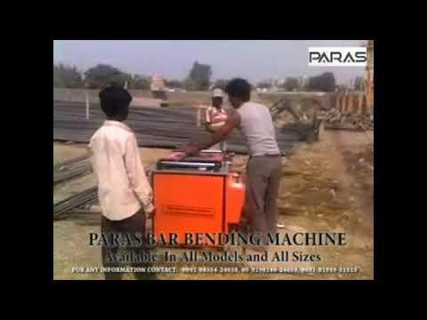 Pipe Bending Machine Motorized Model