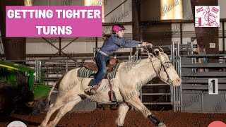 BODY POSITION // BARREL RACING DRILLS