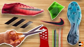 How To Make The Perfect Football Boot! Our Ultimate Cleat Customisation