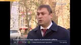 Адвокат Алексей Скляренко о коллекторах-поджигателях (Московский патруль от 03.11)