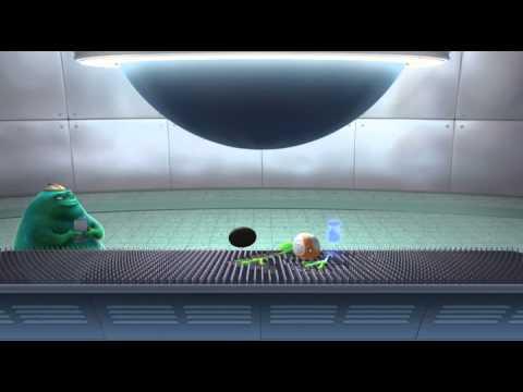 Lifted - Pixar