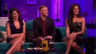 UK  X - Factor Judges on Alan Carr_ Chatty Man - Part 1 - 2-11-2012. HD