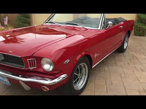 Video of '66 Mustang - NPY5