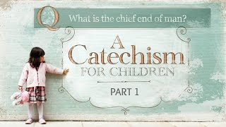 ♦Part 1♦ Children's Catechism ❃Paul Washer❃