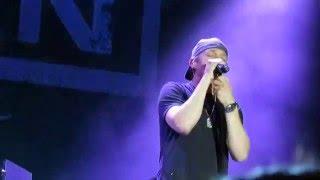 3 Doors Down - Inside of Me - Live at Universal Orlando Resort - 3/20/16