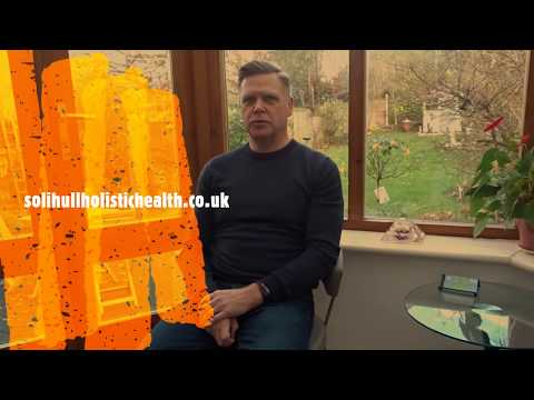 Rob Buckle, Stress Management<br />Rob Buckle, Stress Management Testimonial