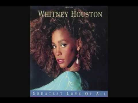 Greatest Love of All cover
