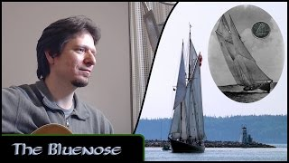 The Bluenose - Michael Kelly - (Stan Rogers Cover)
