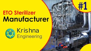 ETO Sterilizer | ETO Sterilizer Manufacturer | ETO Sterilizer india