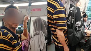 Seorang Wanita Ceritakan Pelecehan Seksual yang Dialami di Kereta Malah Disalahkan