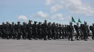 AFP 80th Anniversary - Troops and Special Forces