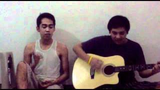 Five for Fighting - Something About You (Acoustic Cover) rector and ed