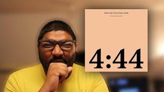 Première Écoute - 4:44 (Jay-Z)