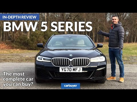 2021 BMW 5 Series in-depth review - the most complete car you can buy?