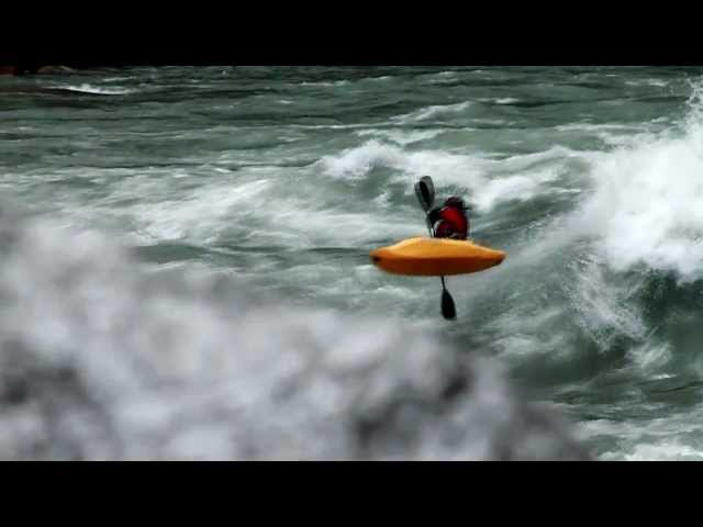FRONTIER (Whitewater Kayaking Trailer)