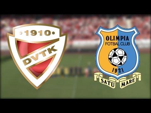 Diosgyor – FC Olimpia 2-1 (amical)