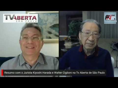 Resumo da semana com Walter Ciglioni – 20-8-2021