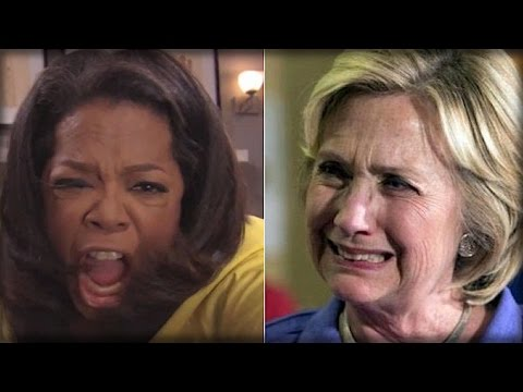 OPRAH HAS HAD ENOUGH! SHE JUST SLAPPED HILLARY IN THE FACE WITH 6 HONEST WORDS…