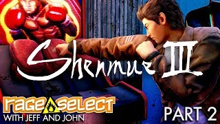 Shenmue III - The Dojo (Let's Play) - Part 2