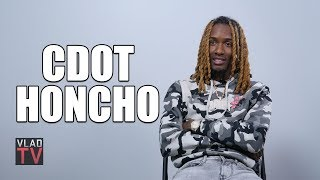 CDot Honcho on Chicago Violence, Feeling Like a Target in His Hood (Part 2)