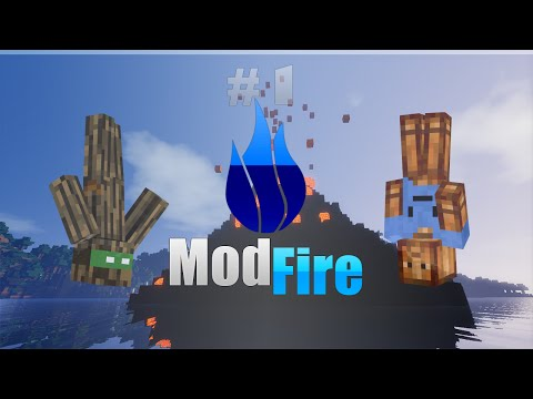[Granik24] | ModFire s Jarrkem | Jarda, klátič stromů | Part. 1