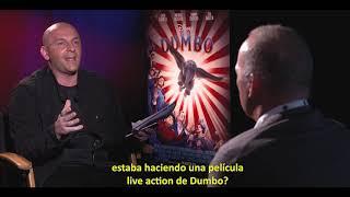 Dumbo ¡mirá las entrevistas a Colin Farrell, Eva Green, Michael Keaton y Danny De Vito!