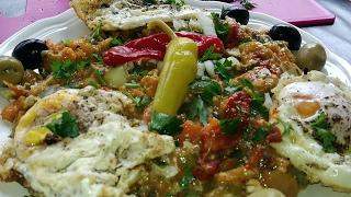 صحن تسطيرة تونسية بنّة لا تُقاوَم cuisineolfa